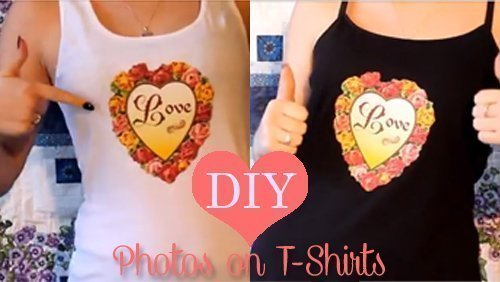 41f95a3e26e How To Print Your Own T-Shirts At Home – Printable Fabrics